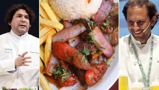 Historia de la comida Peruana