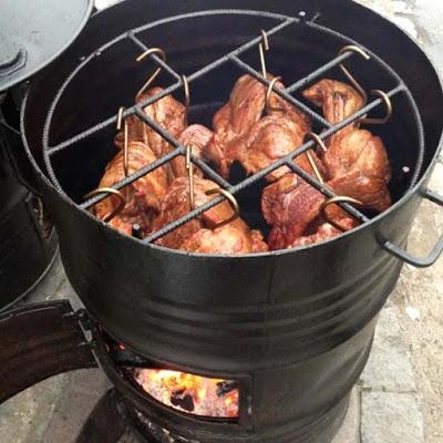 Prepara Pollo al Cilindro Peruano - Receta en casa.