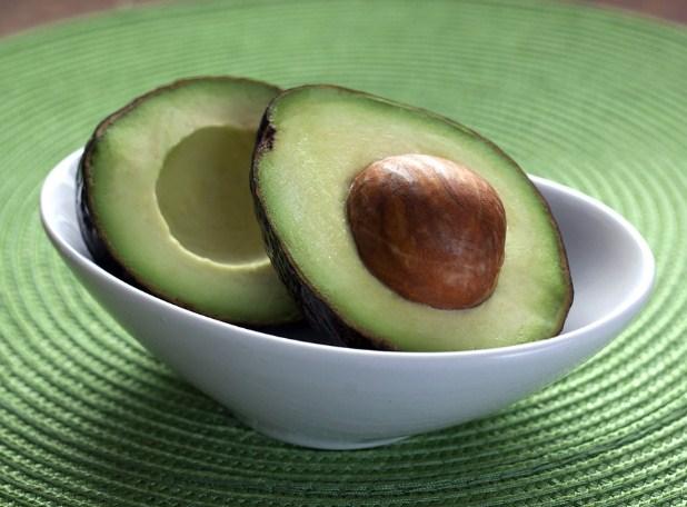Guacamole bien verde