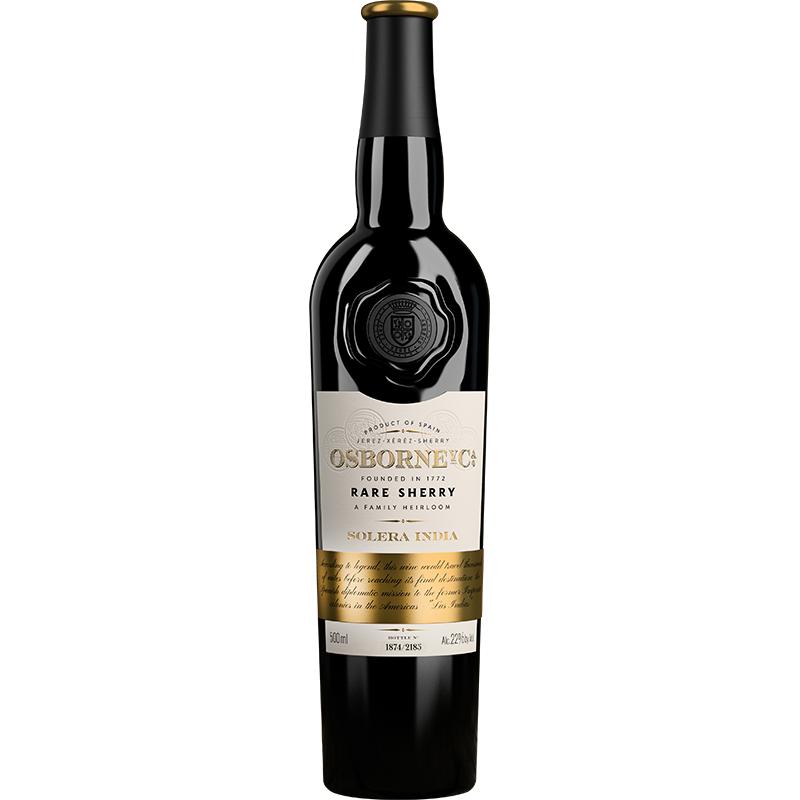 Los vinos de Jerez de Osborne se cubren de oro en los Bacchus