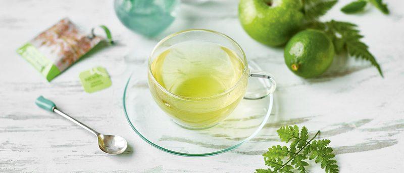 por qué tomar el té verde