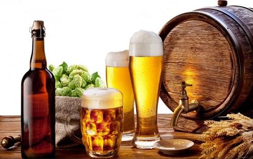 Receta para hacer cerveza