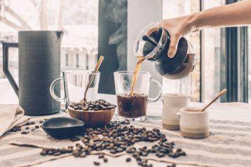 hacer un buen café