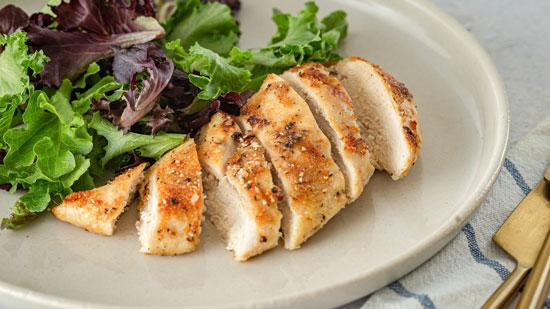 mejores recetas de pollo al horno