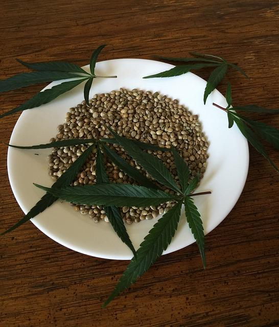 ¿La marihuana se usa en la cocina?